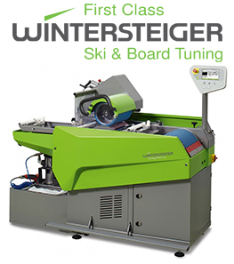 Wintersteiger RSBI Tuning Machine
